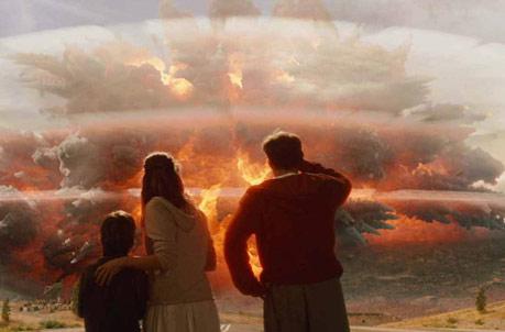 Йеллоустонский вулкан уничтожит две трети территории США и станет ...