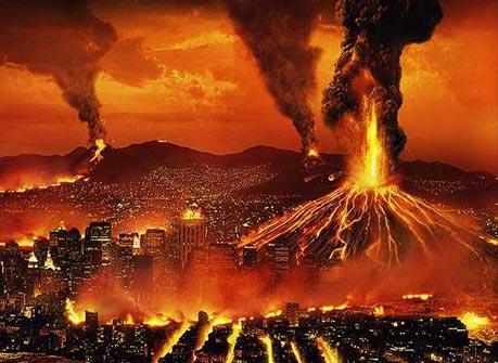 В каком штате находится йеллоустонский вулкан
